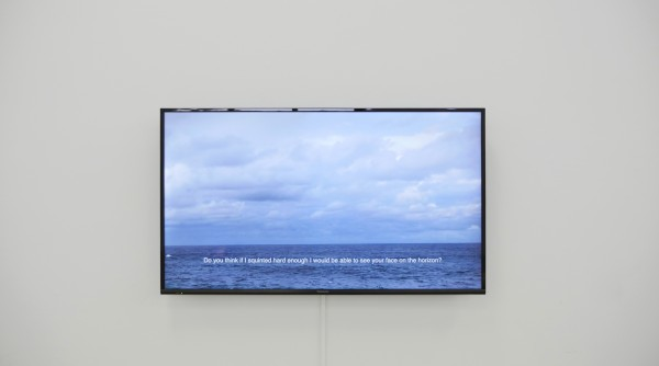 Talia Smith  *'A long distance relationship (one)' * (2016) | 2:06 Time based media