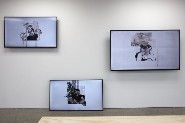 Shaquille Leu'u. *Untitled 1-3 *(2017) | Video